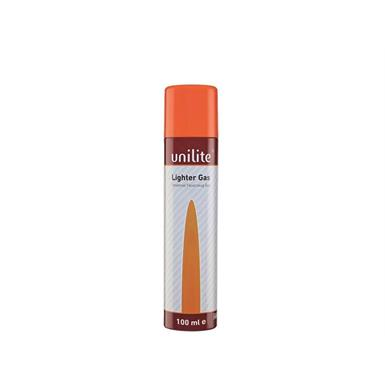 Gas Unilite Lighter Gas 100 Ml.
