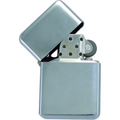 Metal Lighter EB-062 Chrome Polished