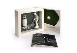 Micro Golf Pit Green Premium Set
