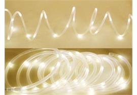Outdoor LED Lichtschlauch 120LED warm weiss Länge 1200cm - plus 30cm Anschlusskabel