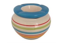 Sturmaschenbecher Stripes D: 10cm Keramik