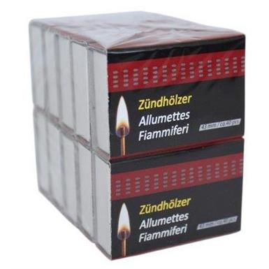Zündhölzer Unilite Safety Matches 10 Pack